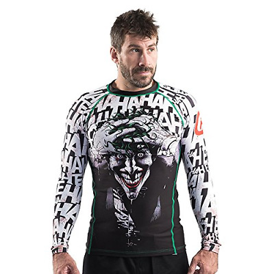 Fusion Fight Gear Batman The Killing Joke Rashguard XL