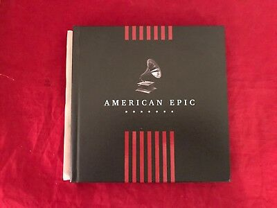 Various Artists ~ American Epic: The Collection [Box Set] 2017 5 Cd Box Set