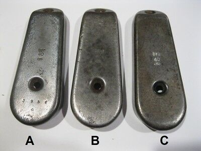 Mauser K98 98K Cupped Buttplate