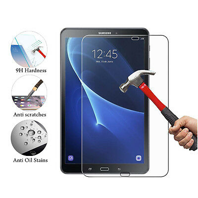 """For Samsung Galaxy Tab A 10.1"""" T580/T585 - Tempered Glass Guard Screen Protector"""