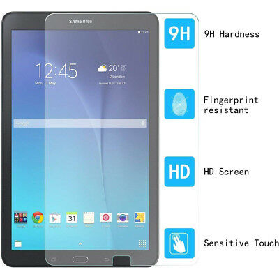 """For Samsung Galaxy Tab E 9.6"""" T560 Anti-Shatter Tempered Glass Screen Protector"""