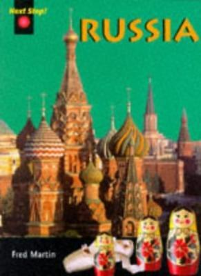 Next Stop Russia    (Paperback) By Fred Martin