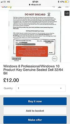 how to get dell windows 8 product key