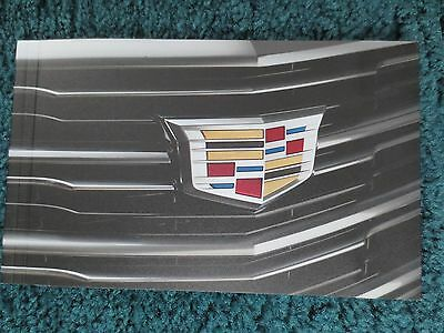 2016 Cadillac Xt5 Factory Dealer Brochure And Note Book New