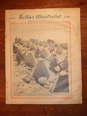 WWII Original Issue of The War Illustrated Journal - July 1941