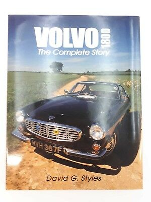 Volvo 1800 book The Complete Story