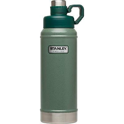 Stanley Classic Vacuum Insulated Water Bottle: Hammertone Green 36oz NEW