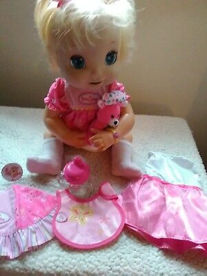 Baby Alive 2006 surprise doll , working