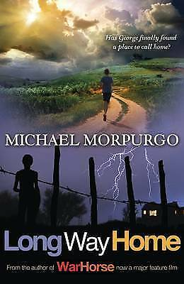 New - Long Way Home  -  Michael Morpurgo 9781405226691