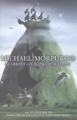 NEW - the GHOST OF GRANIA O'MALLEY -  MICHAEL MORPURGO 9781405233408