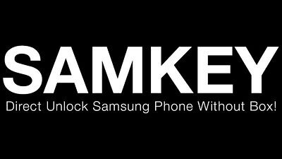 Samkey  Credits Unlock Samsung Phones In Few Seconds ,No Root No Need To Flash