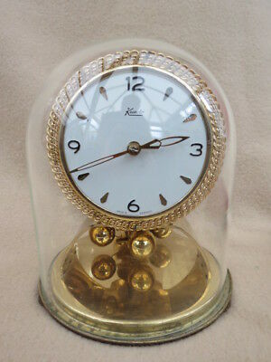 Lovely Small Vintage Kundo Torsion Clock For Repair