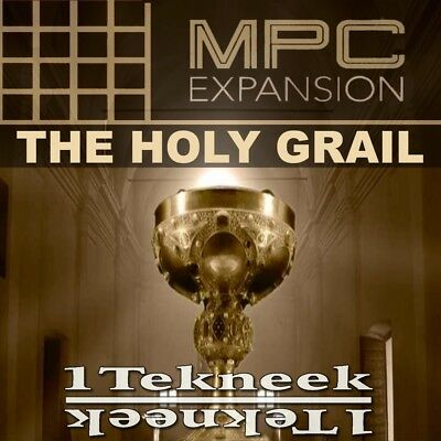 Akai MPC Expansion Pack 1Tekneek-The Holy Grail