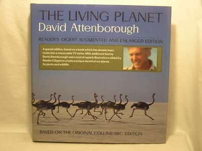 The Living Planet : A Portrait of the Earth, David Attenborough, Very Good Book