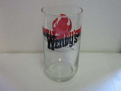 Wendy's 1982 World's Fair Drinking Glass - Knoxville, Tennessee