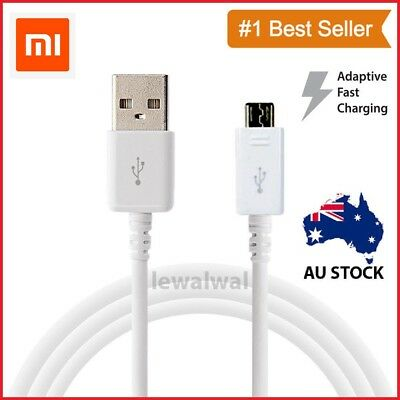 FAST CHARGER Cable Data Micro USB Cord for Redmi Xiaomi Mobile Phone Charging