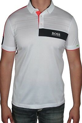 526d644d6 HUGO BOSS MEN'S Polo Shirt Paddy MK 1 Short Sleeve 50392740 410 Navy ...