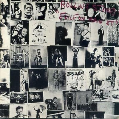 THE ROLLING STONES Exile On Main St CD - Remastered