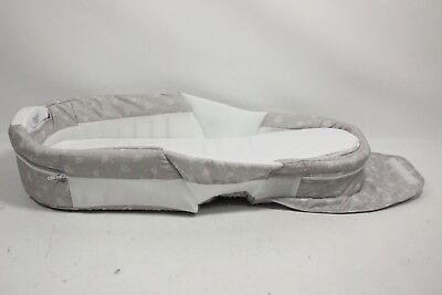 Baby Delight Snuggle Nest Afterglow Portable Infant Sleeper w BD3500 - Preowned