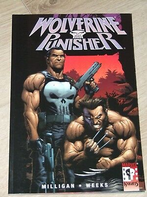 Wolverine Punisher TPB (2004 Marvel)