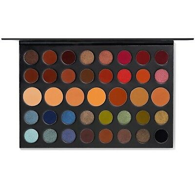 Morphe - 39A Dare To Create Artistry Palette Authentic