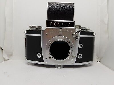 Vintage 35mm SLR camera Exakta Ihagee Varex IIa body