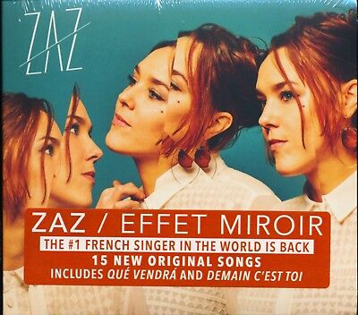 ZAZ - Effet miroir [CD] Limited   NEW