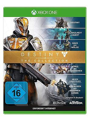 Xbox One Game Destiny Collection New