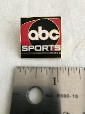 ABC SPORTS Retired Logo Pin