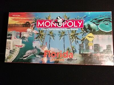 Monopoly Florida Edition board game