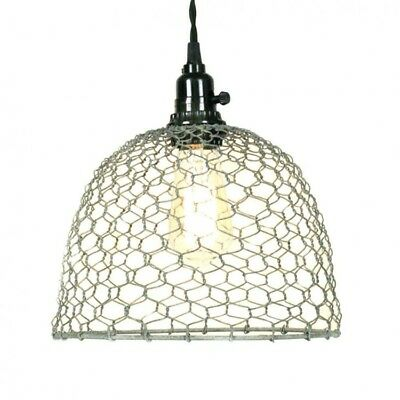 Modern Industrial Hanging Pendant Lamp Light Shade Decor Home Office Lampshade