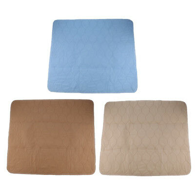Washable Reusable Waterproof Incontinence Bed Pad Underpad Protector Sheets