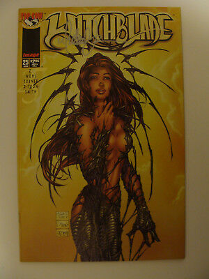 Witchblade #25 Signed By Michael Turner