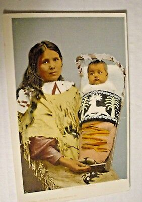100. Native American, A Proud Mother