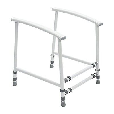 Nrs Nuvo P05218 Petite Childrens Toilet Frame - Height and Width Adjustable