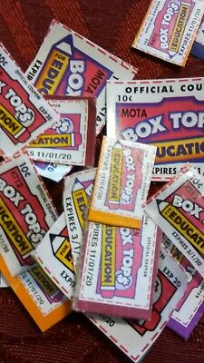 15 BTFE Box Tops For Education *Fast Ship* Great Dates 2020 and later.