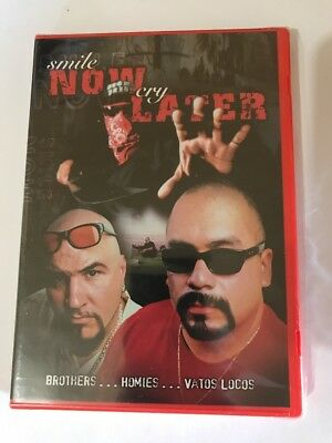 Smile Now Cry Later (DVD, 2008) BRAND NEW SEALED