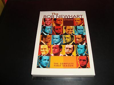 The Bob Newhart Show The Complete 1ST Season DVD 2005 2-Disc Set Mint Condition