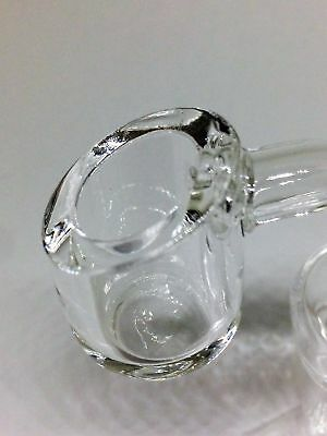 100% Quartz Banger, Super Thick 4mm, Clear 14mm Male Joint BUY 2 GET 1 FREE
