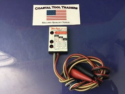 Blue Point Tools USA MT133A No Start Electronic Ignition Analyzer #F23