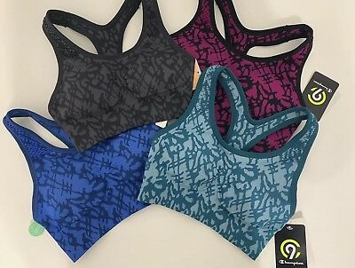 C9 Champion Women's Seamless Racerback Sports Bra - choose of Sizes and Colors