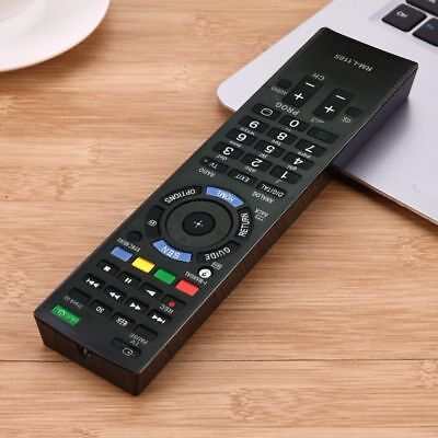 Replacment Remote Control for Sony LCD LED TV Bravia RM-YD102 RM-YD103 Black New