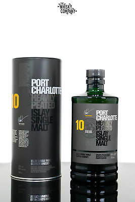 2018 Port Charlotte 10 Years Old Islay Single Malt Scotch Whisky (700ml)