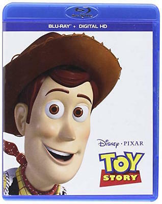 Toy Story Blu-Ray - Single Disc Edition - New Unopened - Pixar - Tom Hanks