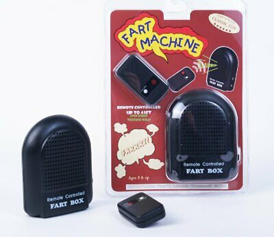 Classic Gift Collection Remote Control Fart Machine
