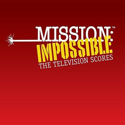 Mission Impossible - 6 x CD Complete Series - Limited 1500 - Lalo Schifrin