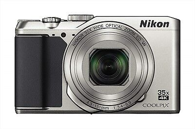 Nikon COOLPIX A900SL 20MP Wi-Fi 35x Optical Zoom 4K Digital Camera Japan F/S NEW