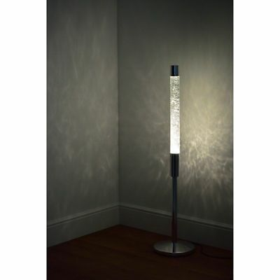 Vintage Floor Glitter Lava Lamp Silver Touch Of Relaxation Decor Your Home 125cm
