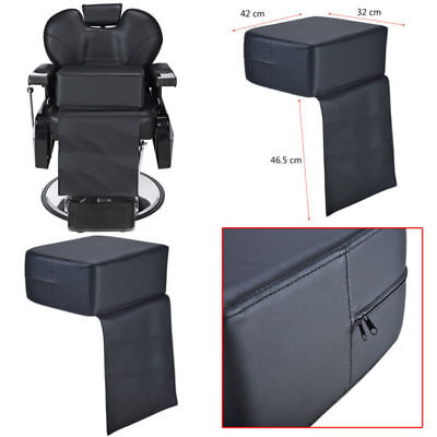 Extra Cushion Child Chair Seat Booster Salon Barber Haircut Hairdressing Black