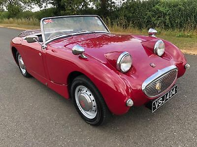 1959 Austin Healey Frogeye Sprite MK I. Last Owner For 17 Years *PRIVCE REDUCED*